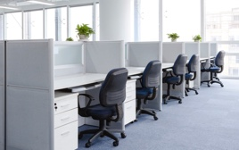 Service alias office furniture assembly