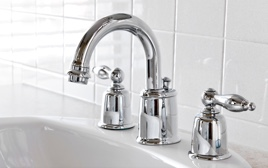 Service faucets replacement