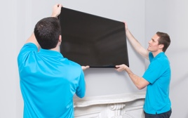 Service mount tv